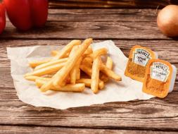 Картофель фри 0,100 гр. с соусом