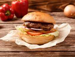 Бургер из говядины